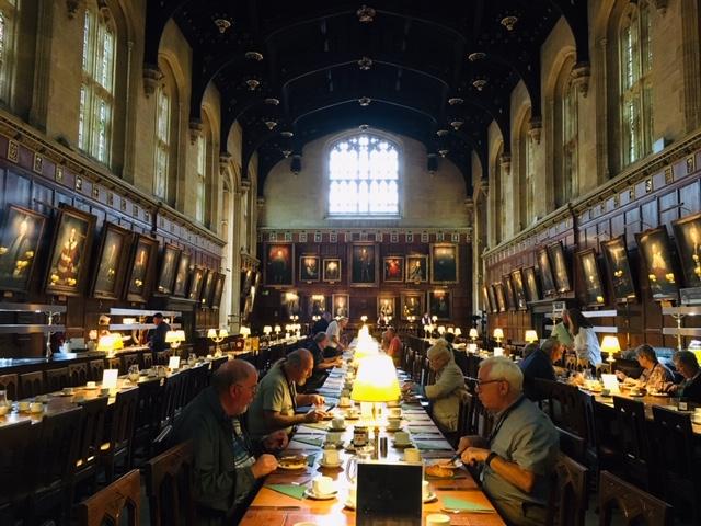 オックスフォード大学 学生寮