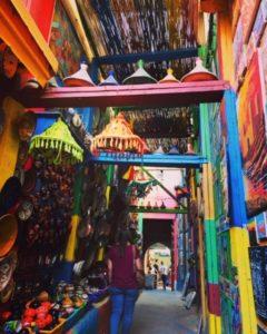 モロッコ フェズのメディナで可愛い雑貨探し