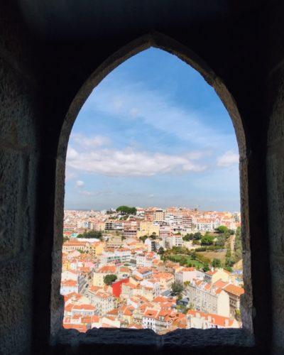 リスボンのおすすめ観光地サンジョルジェ城