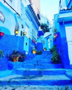 モロッコ青い街シェフシャウエンへ行こう