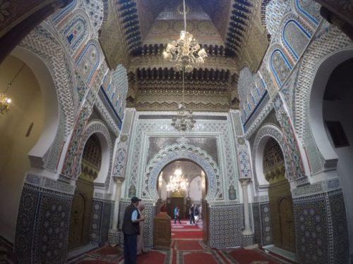 カラウィーンモスク モロッコ フェズの見どころ