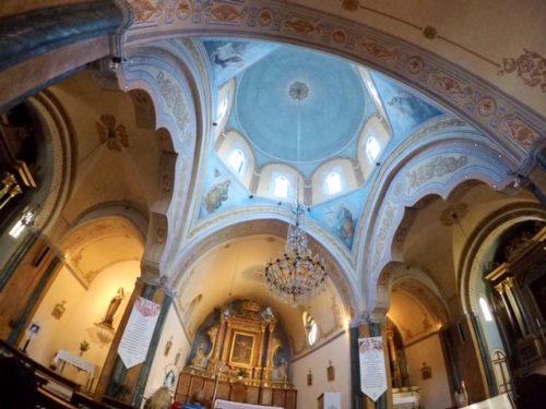ギリシャ サントリーニ島の聖ジョージ教会