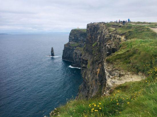 アイルランド英語の文法の特徴や発音