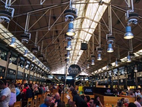リスボンおすすめ観光地リベイラ市場