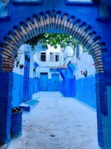 モロッコ青い街シェフシャウエンに行こう