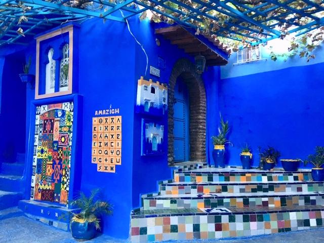 モロッコの青い街シェフシャウエン行き方