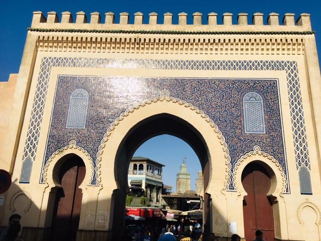 フェズ ブー・ジュルード門