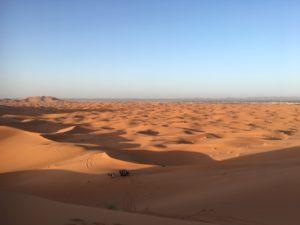 サハラ砂漠ツアーに行こう【モロッコ】