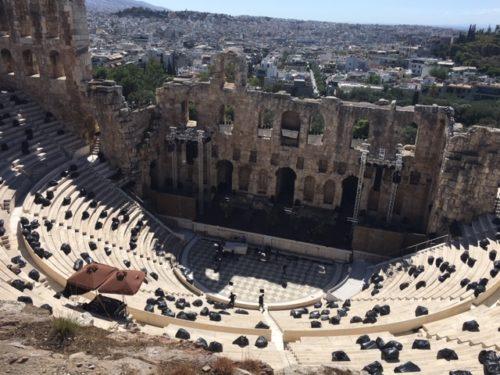ギリシャ アテネ観光スポット