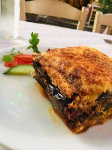 ギリシャで食べたい ギリシャ料理ムサカ