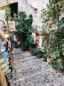 ギリシャ サントリーニ島で見つけた可愛いお店