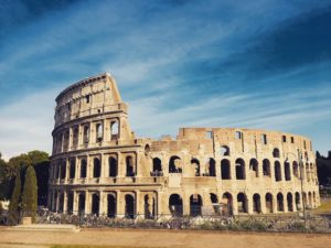 ローマ コロッセオを観に行く!