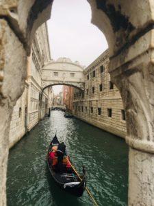 ヴェネツィア ため息の橋