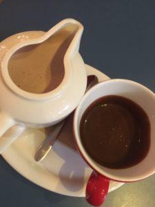 ダブリンの美味しいホットチョコレート