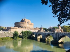 ローマ観光 サンタンジェロ城